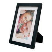 Porta retrato frame insta preto 15x21 cm