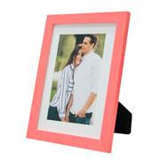 Porta retrato frame insta coral 15x21 cm