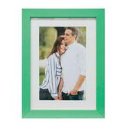 Porta retrato frame insta verde 15x21 cm