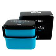Lunch box com talher 02 andares petisquinho 470 ml