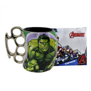 Caneca de cerâmica avengers hulk 350 ml