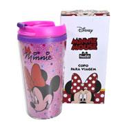 Copo para viagem Minnie 250 ml