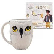 Caneca de porcelana 3D Hedwig 250 ml