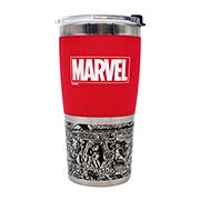 Copo para viagem Marvel Comics 450 ml