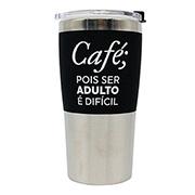 Copo para viagem Café 450 ml