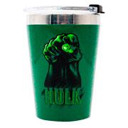 Copo para viagem Hulk 300 ml