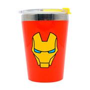 Copo para viagem Iron Man 300 ml