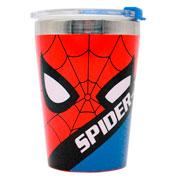 Copo para viagem Spider Man 300 ml