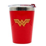 Copo para viagem Wonder Woman 300 ml