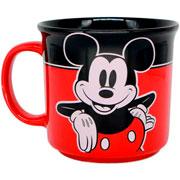 Caneca de cerâmica Mickey Mouse 350 ml