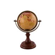 Globo em madeira com tripe 27 cm