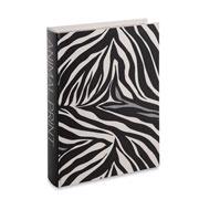 Livro caixa animal print stay wild 31x22 cm