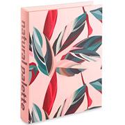 Livro caixa natural palette 31x22 cm