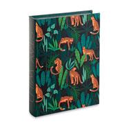 Livro caixa stay wild 31x22 cm