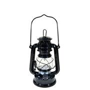 Lampião Color c/ luz led cor quente 19,5 cm