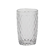 Jogo de copos de vidro 360 ml 06 peças
