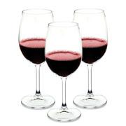 Jogo de taças para Vinho Tinto Anna 450 ml 06 peças