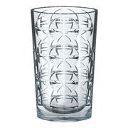 Vaso de cristal eclipse 32 cm