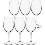 Jogo taças Gastro para Vinho Bordeau 580 ml 06 peças
