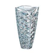 Vaso de cristal facet 30 cm