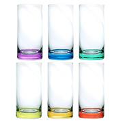 Jogo de copos alto de cristal baware 350 ml 06pcs