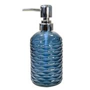 Porta sabonete líquido de vidro colors 450 ml