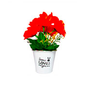 Planta Artificial colors 25 cm
