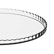 Prato para bolo redondo patisserie 32x02 cm