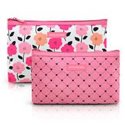 Kit necessaire Pink Lover colors 02 peças