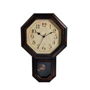 Relógio de parede com pendulo
