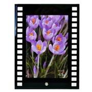 Porta retrato de vidro filme 10x15 cm