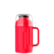 Garrafa térmica personal vermelha 500 ml