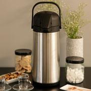 Garrafa térmica Air Pot inox 1 Litro - Invicta