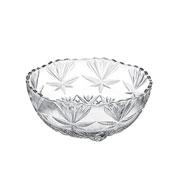 Jogo de bowls de vidro flake 06 peças 210 ml