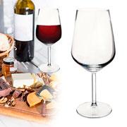 Taça de vidro para vinho 490 ml