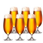 Jogo de Taças Gastro para Cerveja 380 ml 06 peças