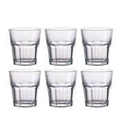 Conjunto de copos de vidro baixo Allure 310 ml 06 peças