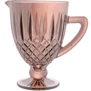 Jarra de vidro Greek cinza 1 litro