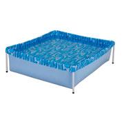 Piscina infantil 400 litros