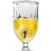 Suqueira de vidro Empire 4.9 litros