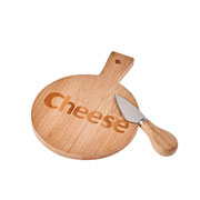 Jogo para queijo Bambú Cheese 02 peças - Hauskraft