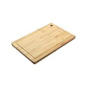 Tábua de corte de bambu 33,5x22 cm