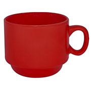Jogo de xícara de chá 200ml 05 peças