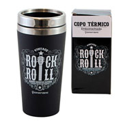 Copo térmico Rock roll 450 ml