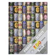 Álbum plastificado cerveja para 100 fotos