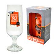 Taça de vidro Certificado Pai 300 ml