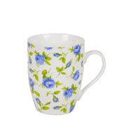 Caneca de porcelana Essence Blue 350 ml
