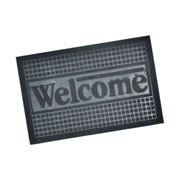 Tapete Welcome Sortido 40x60