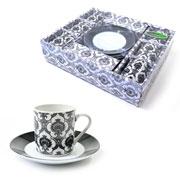 Jogo xícaras para café Algarve 12 pçs