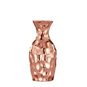 Vaso cobre em cerâmica 6x12,5 cm